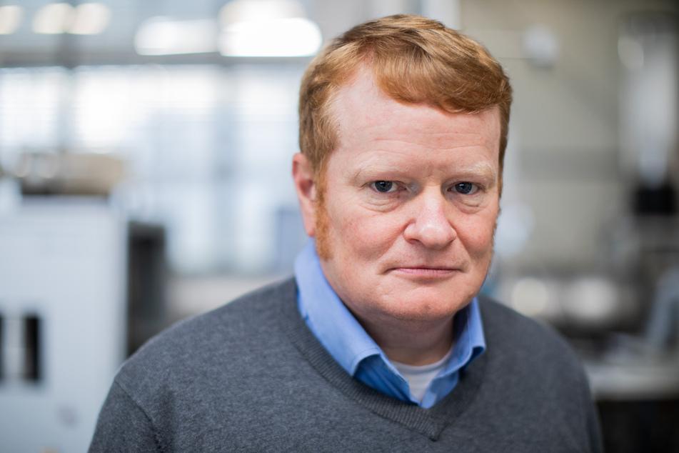 Christof Asbach, Präsident der Gesellschaft für Aerosolforschung und Bereichsleiter für Luftreinhaltung und Filtration.