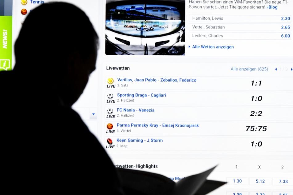 Trotz Corona-Spielpause: Sportwetten-Betrugsversuch auf vier Fake-Partien!