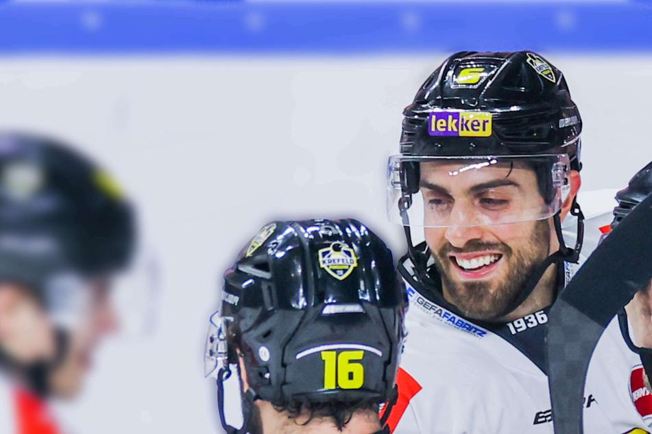 Attacke auf Eishockey-Profi: DEL-Stürmer angegriffen und verletzt