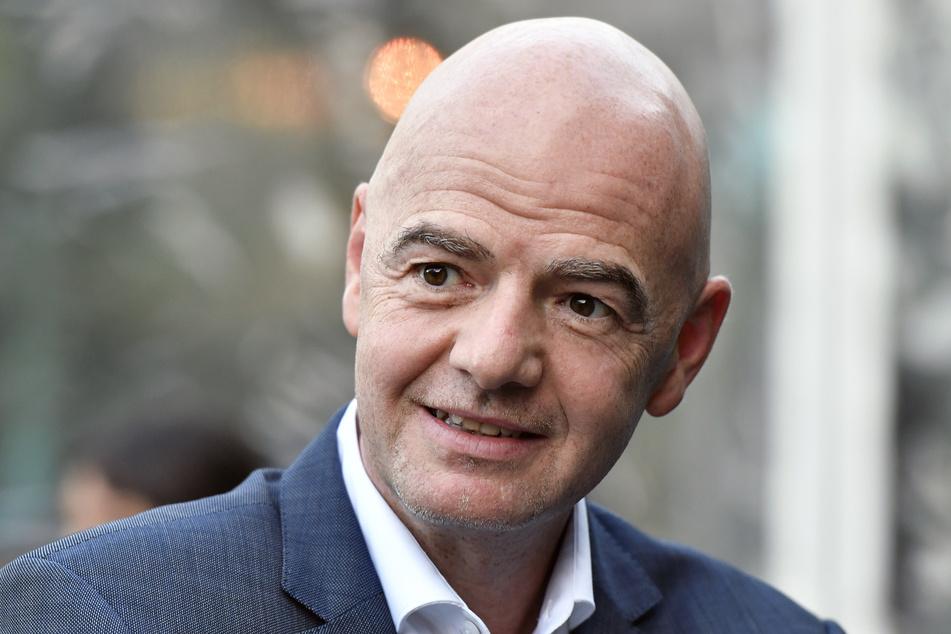 Gianni Infantino (50) ist seit dem 26. Februar 2016 der Präsident des Weltfussballverbandes FIFA.