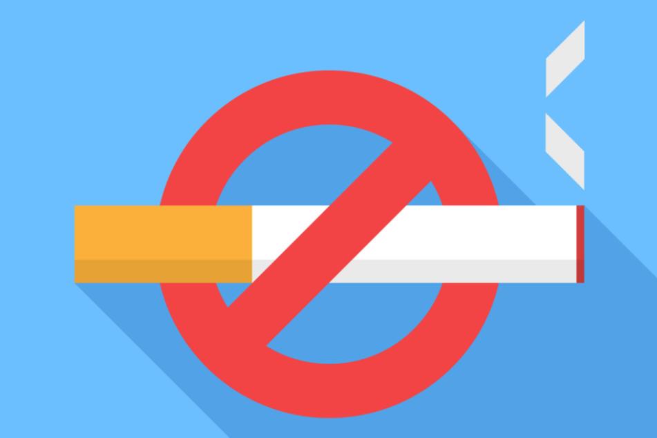 Raucher könnten anfälliger für eine Erkrankung sein.