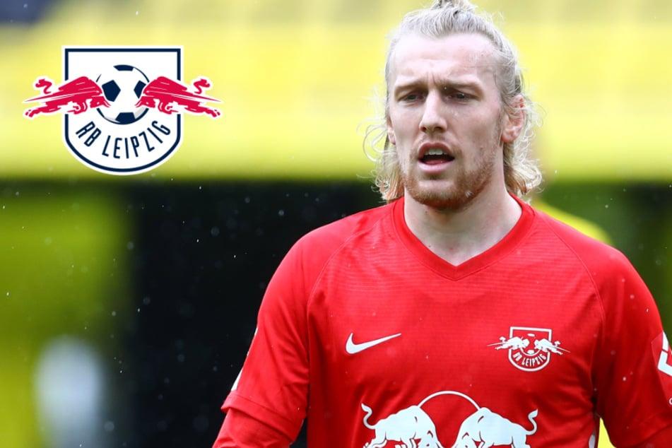 Kader von RB Leipzig nimmt Form an: Emil Forsberg bleibt wohl ein Bulle!