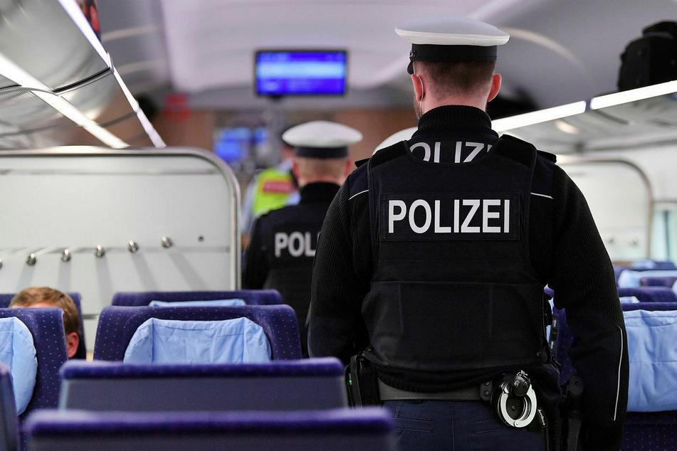 Auch in ICE, hier am Leipziger Hauptbahnhof am 21. Oktober 2020, wurde eine Maskenkontrolle durchgeführt.