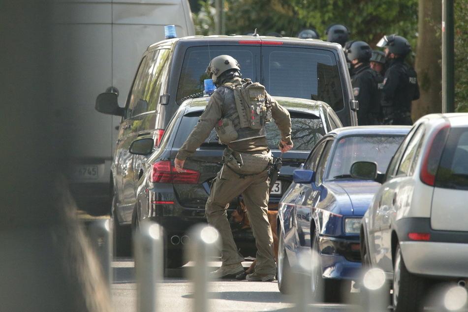 Rocker-Razzia: Spezialeinheiten in NRW durchsuchen Wohnungen
