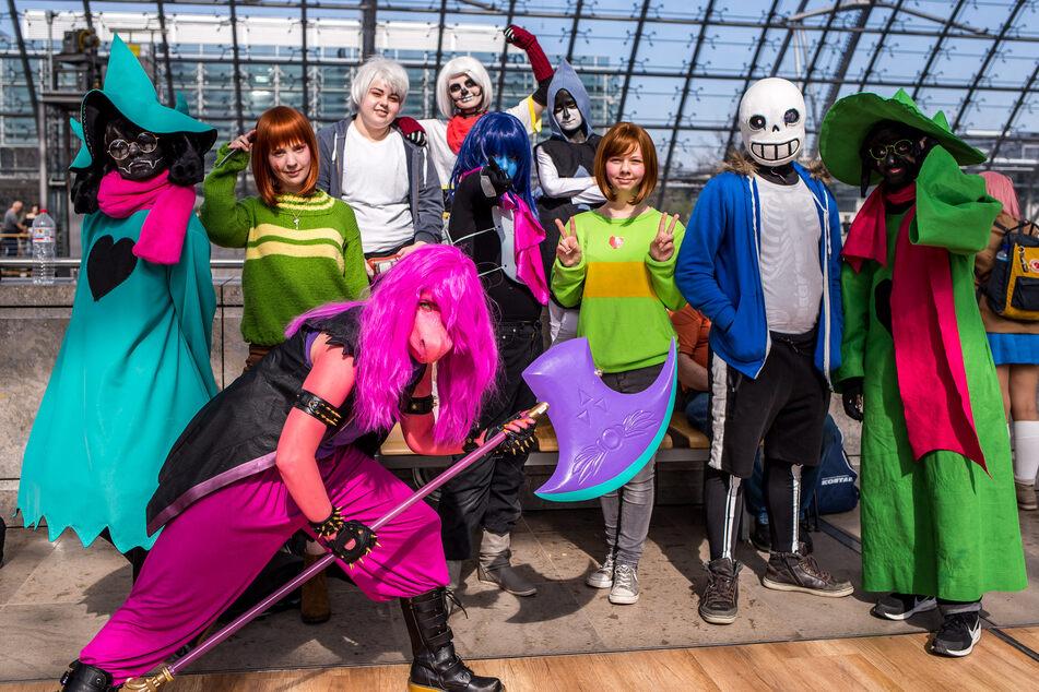 Leipzig: Trotz Coronavirus: Cosplayer starten eigene Manga-Comic-Con im Clara-Park