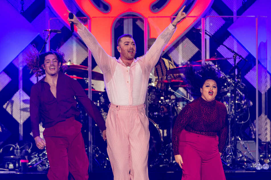 Sam Smith (28) wowed fans and critics with their third studio album, Love Goes.