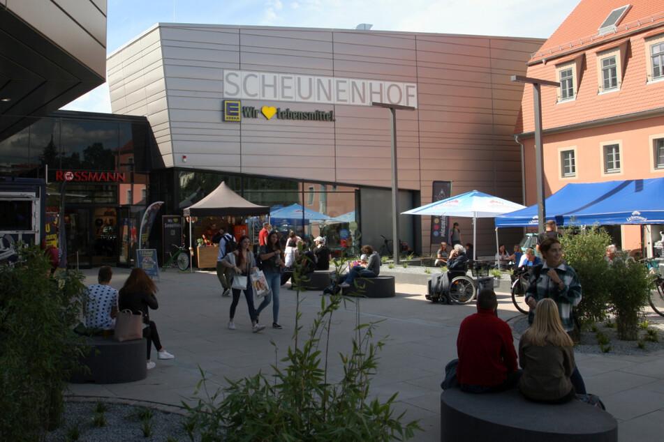 Scheunenhofcenter: Pirna hat ein neues Stadtquartier
