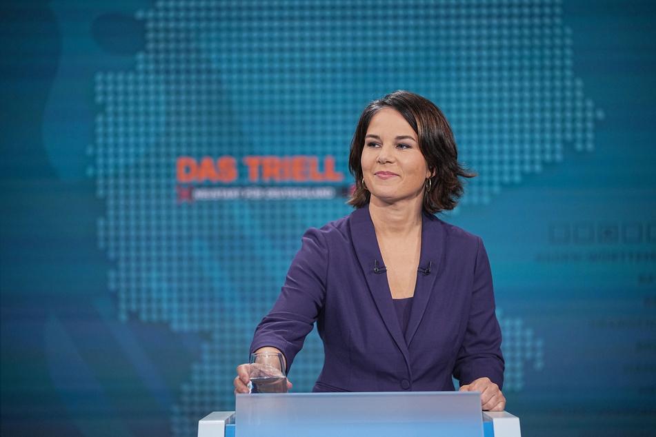 Die Grünen-Kandidatin Baerbock warf der Bundesregierung vor, sich in Afghanistan weggeduckt zu haben.