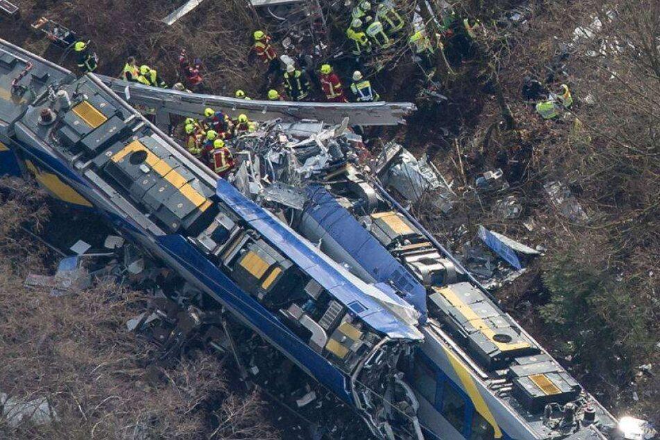 Zehn Tote: Menschliches Versagen löste Zugtragödie aus