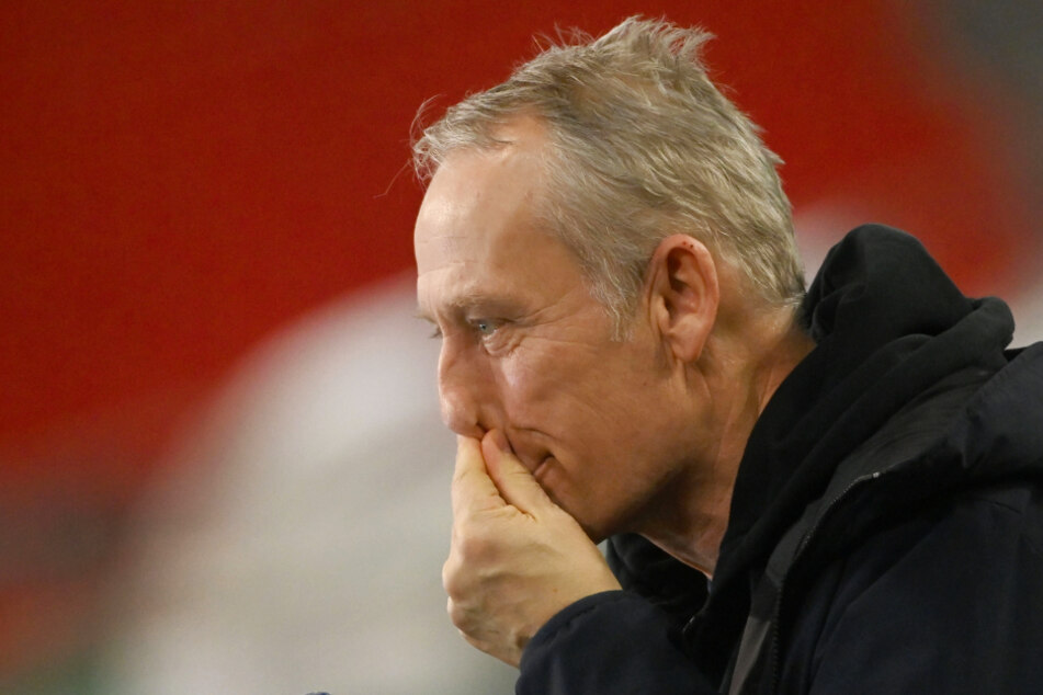 Christian Streich (55), Chefcoach des SC Freiburg.