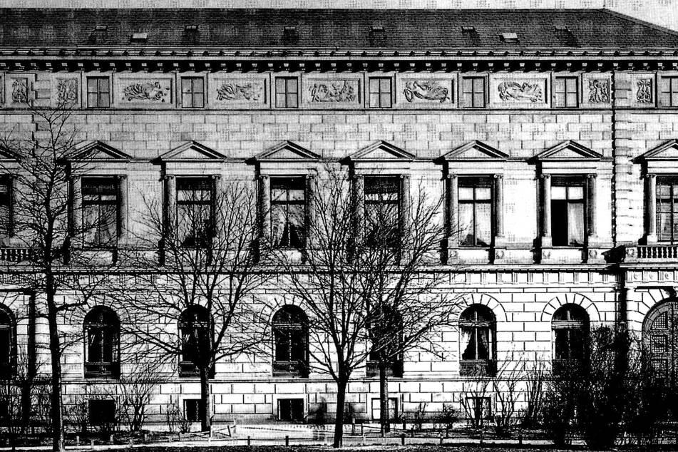 Dresden: Was wird nun aus dem Palais Oppenheim?