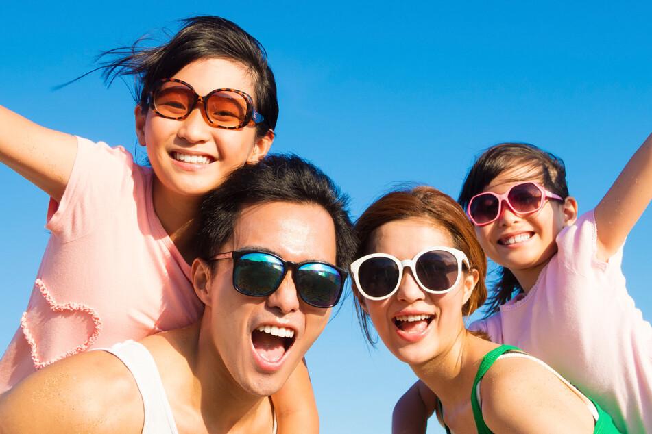 Für's Familienfoto braucht Ihr keine Maske, sobald Ihr das Volksfestgelände betretet, bitte aufsetzen!