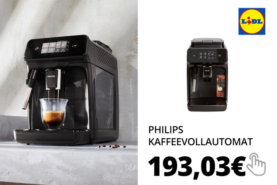 PHILIPS Kaffeevollautomat »EP1222/00«, 1,8 l Fassungsvermögen, mit Milchaufschäumer