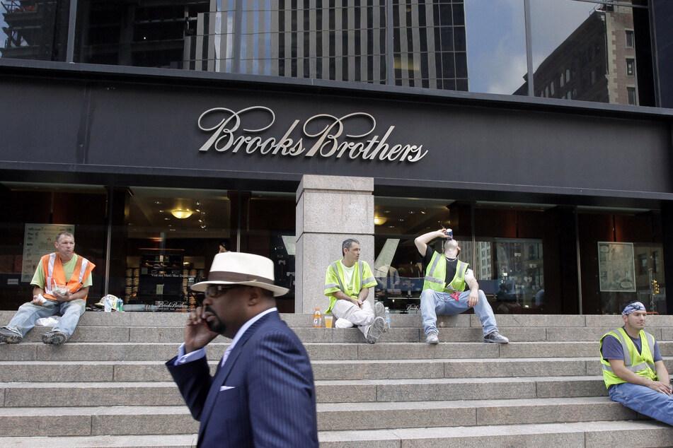Nächstes Unternehmen von Corona bedroht: Brooks Brothers meldet Insolvenz an