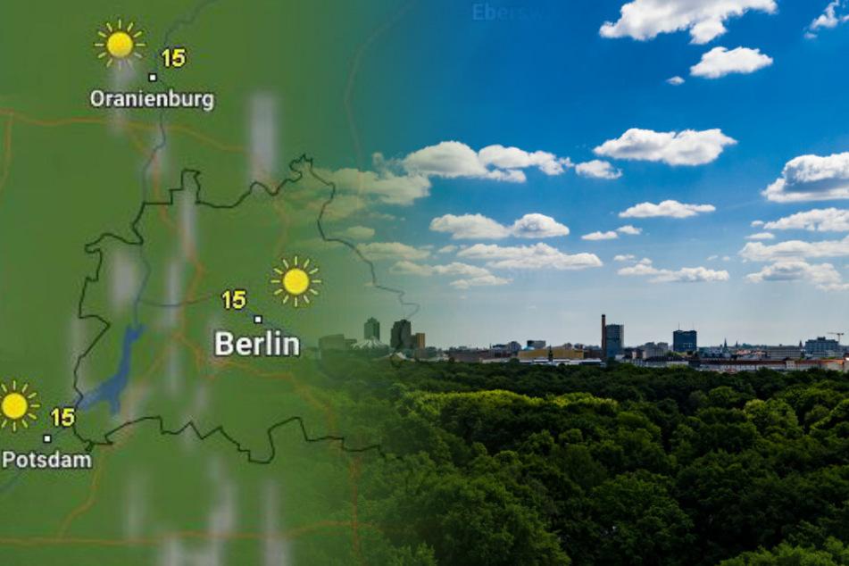 So wird das Wetter am Pfingstwochenende in Berlin und Brandenburg