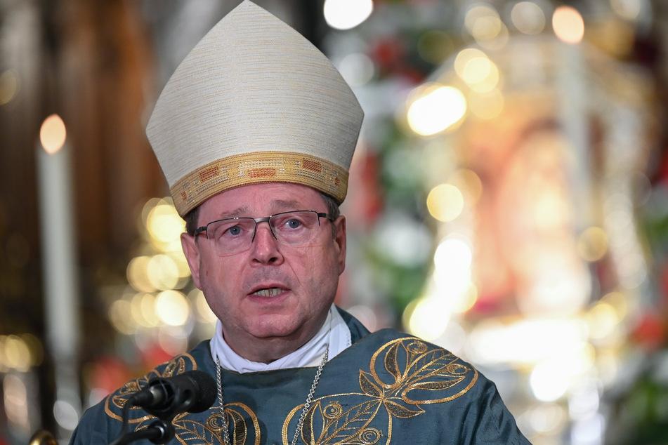 Georg Bätzing, Bischof von Limburg und Vorsitzender der Deutschen Bischofskonferenz.