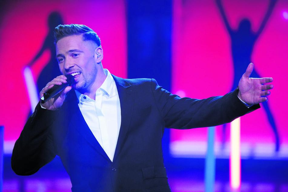 """Sänger Ramon Roselly (26) gewann die 17. Staffel von """"Deutschland sucht den Superstar""""."""
