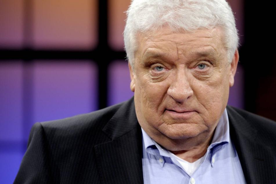 Talkshow-Urgestein Hans Meiser wettert gegen RTL