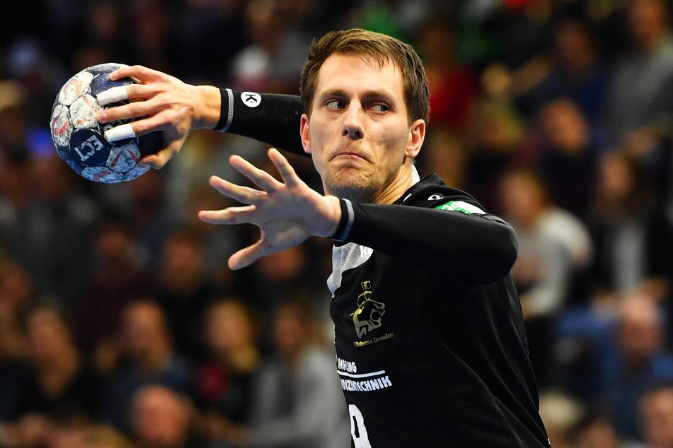 43 Saisontore hat Julius Dierberg (29) bereits geworfen, gegen Eisenach will er noch das ein oder andere nachlegen.