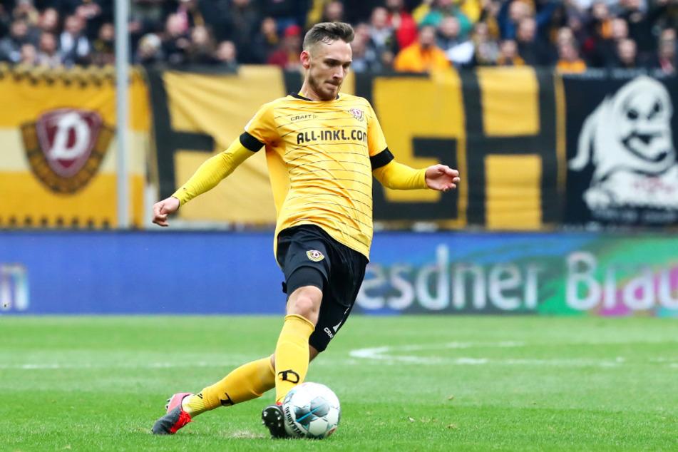 Nach zwei Jahren bei Dynamo Dresden ist Linus Wahlqvist nach Schweden zurückgekehrt. (Archivbild)