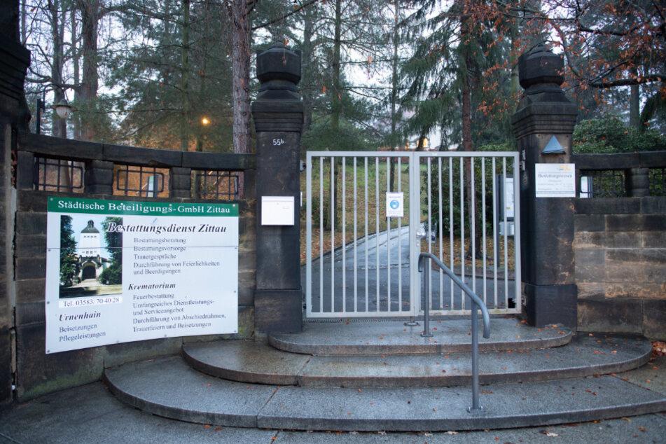 Krematorium in Sachsen überfüllt: Leichen werden zwischengelagert