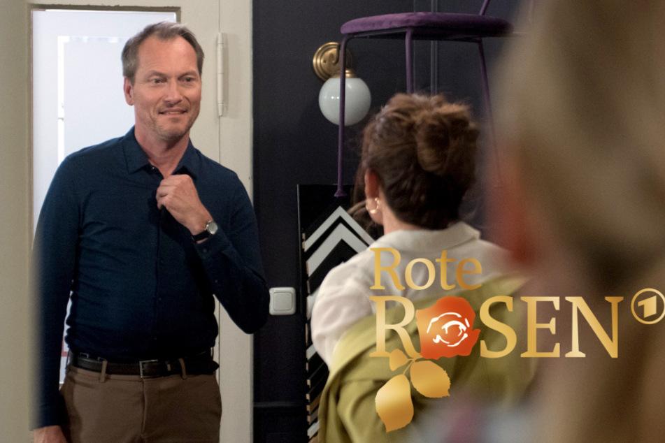 Rote Rosen: Mona erkennt endlich, dass Andreas sie betrügt.