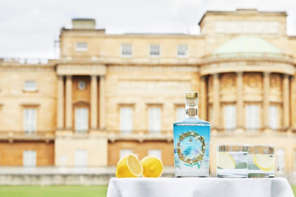Königlicher Gin: Kräuter aus royalem Garten geben Spirituose besonderen Pfiff