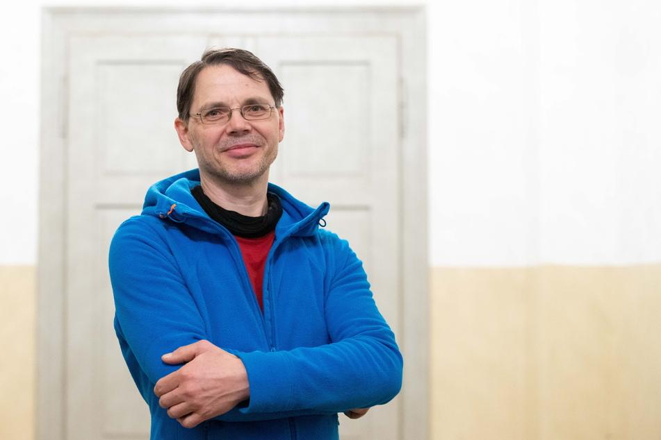 Tagsüber bei VW, abends engagiert sich Sven Schramm (51) als Ehrenamtler für Obdachlose.
