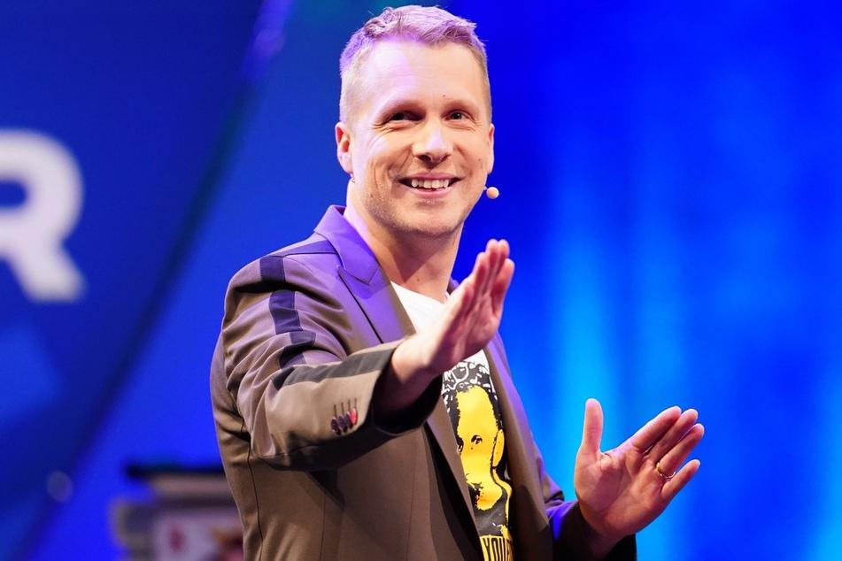 Darum schwieg Oliver Pocher 8 Minuten und 46 Sekunden in seiner Live-Show