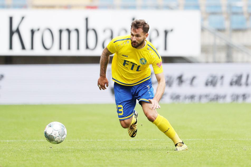 Bleibt seinem Verein treu: Sascha Pfeffer (33).