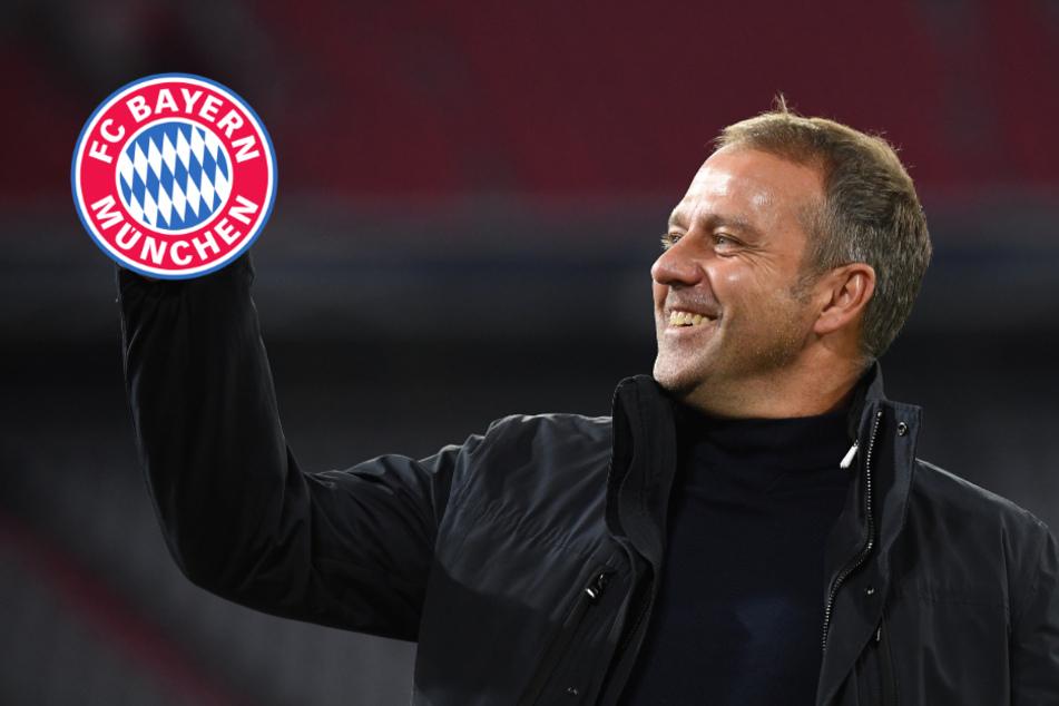 Klassiker Bayern gegen Gladbach: Hansi Flick macht seiner Truppe Dampf!