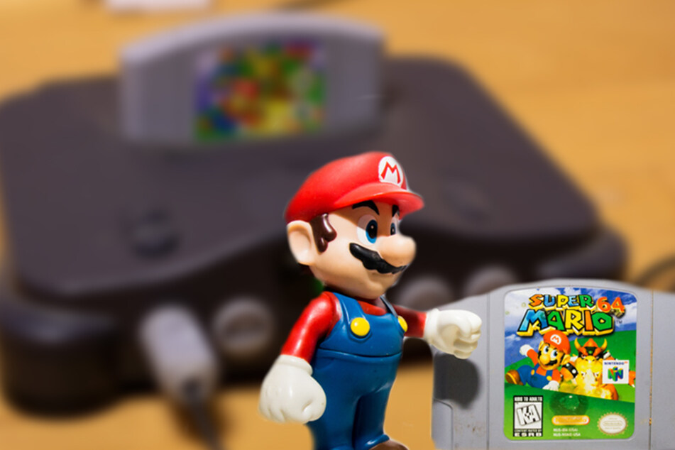 Sealed copy of Super Mario 64 sells at auction for record-breaking sum