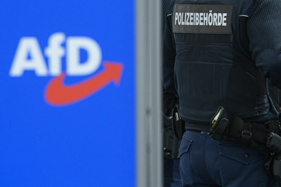 AfD übt scharfe Kritik: Zu viele Stasi-Mitarbeiter bei der Polizei Brandenburg