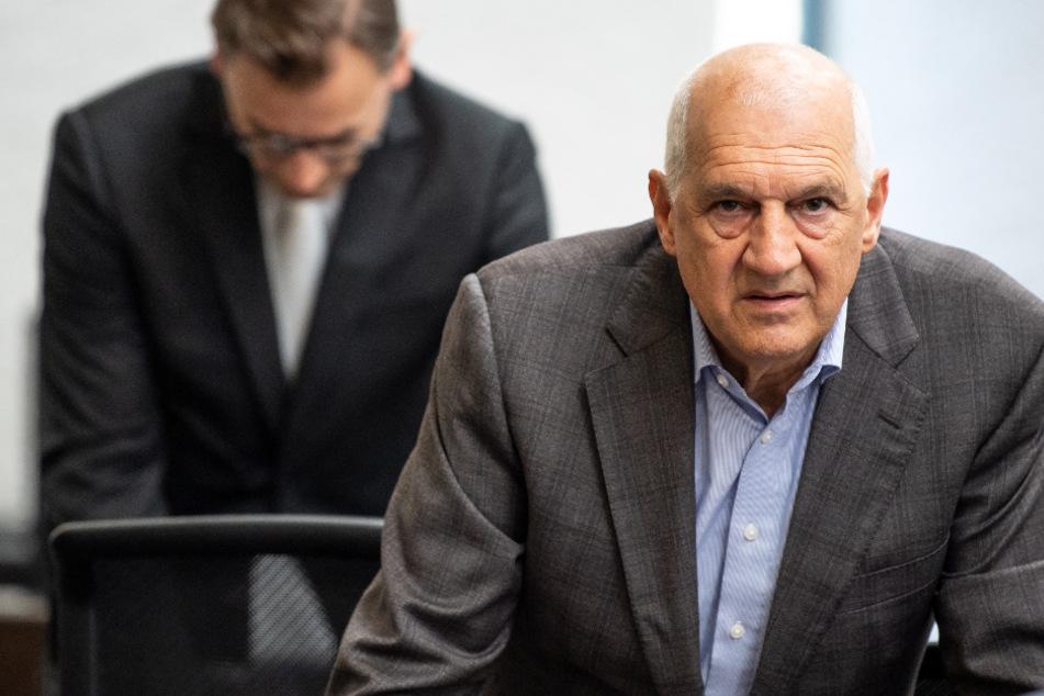 Insolvenz-Prozess von Windreich: Angeklagter Firmengründer bedauert seine Unschuld