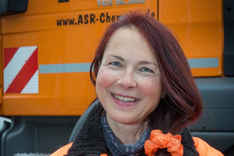 Freut sich über die umweltfreundliche Sanierung der zentralen Kläranlage: ESC-Sprecherin Beate Bodnár.