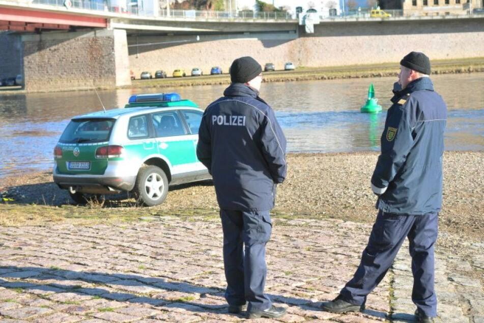 Leiche in der Elbe gefunden: Jetzt ermittelt die Mordkommission