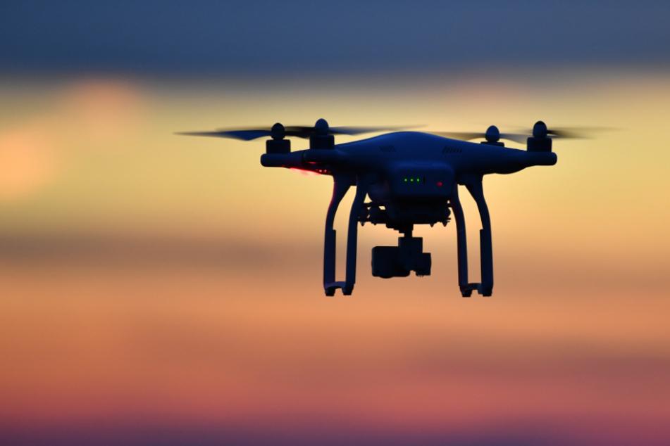 Drohnen-Ärger in Niederbayern: Polizei schaltet sich ein