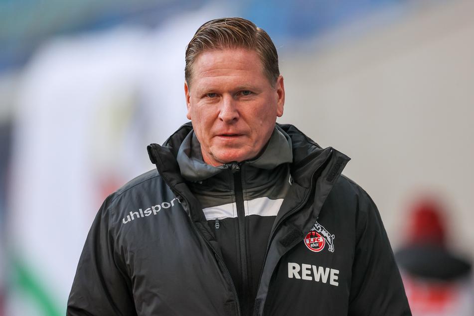 Markus Gisdol, Trainer des 1. FC Köln, steht im Fokus.