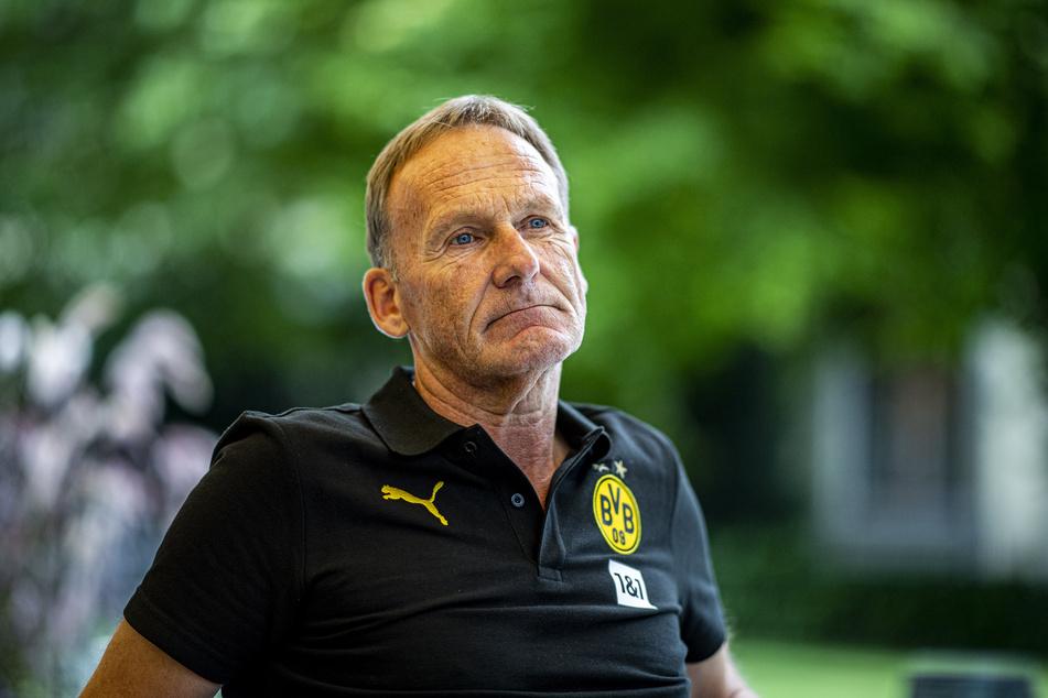 BVB-Geschäftsführer Hans-Joachim Watzke fürchtet um die Zukunft des Fußballs.