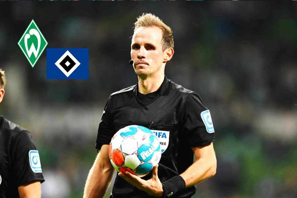 """""""Schieber""""-Rufe im Nord-Derby: Darum stand Schiri Stegemann im Fokus"""