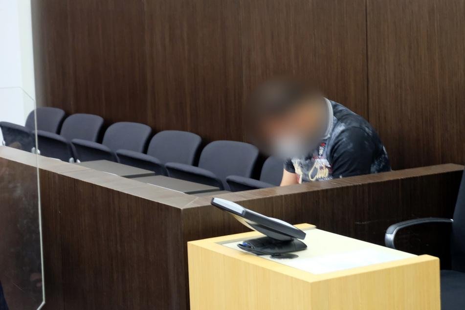 Der 35-jährige Familienvater hat vor Gericht zugegeben, seine Ehefrau getötet zu haben.