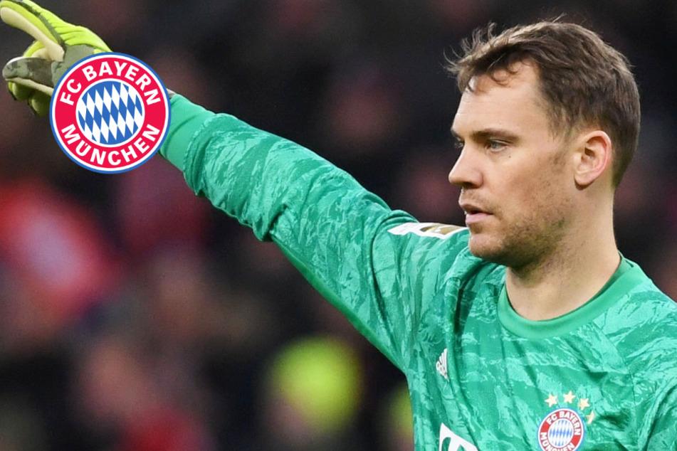 FC Bayern und Manuel Neuer: Geheimtreffen im Vertragspoker!