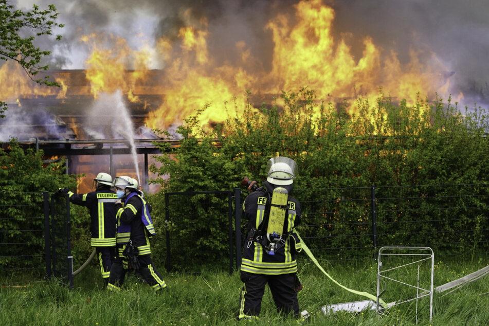 Kindergartenkinder nach schlimmem Brand in SOS-Kinderdorf bald in neuen Einrichtungen