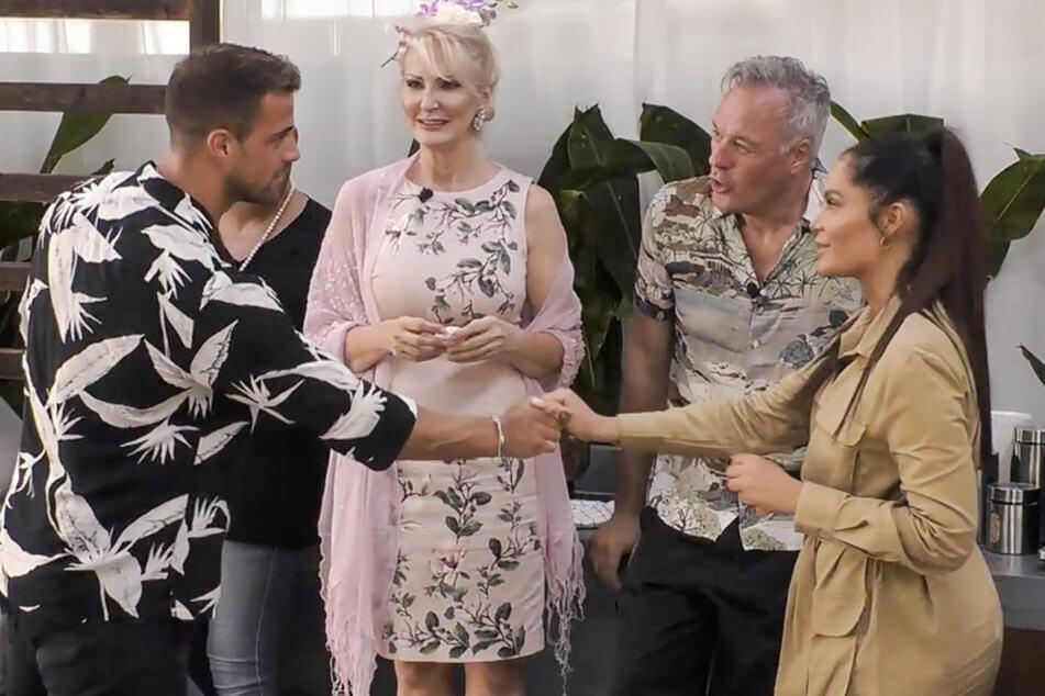 """Liebes-Wirrwarr bei Janine Pink und Tobi Wegener: """"Wir sind ja eigentlich noch zusammen"""""""