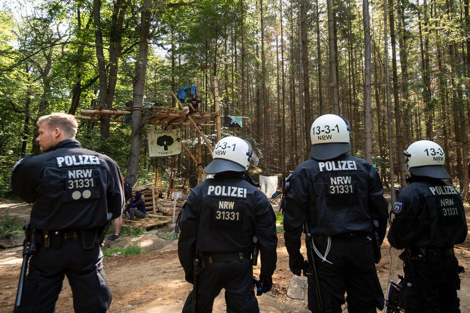 2994 Straftaten im Hambacher Forst seit Oktober 2018!