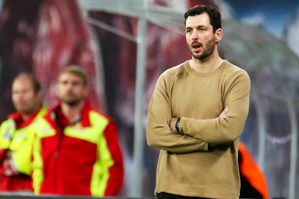 Sandro Schwarz (41) ist neuer Trainer des russischen Traditionsvereins Dynamo Moskau.