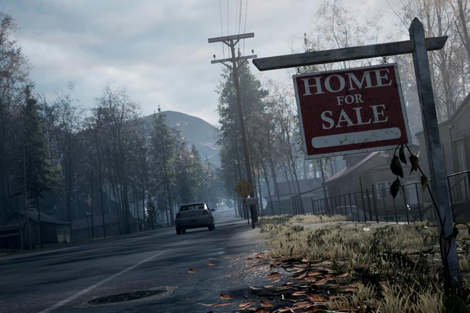 In seiner alten Heimat Basswood wird der Protagonist in dunkle Geheimnisse verstrickt.