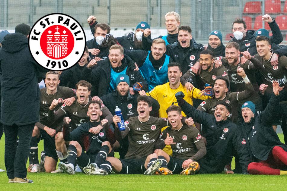 FC St. Pauli vor dem Derby: Für die Kiezkicker scheint aktuell alles möglich!
