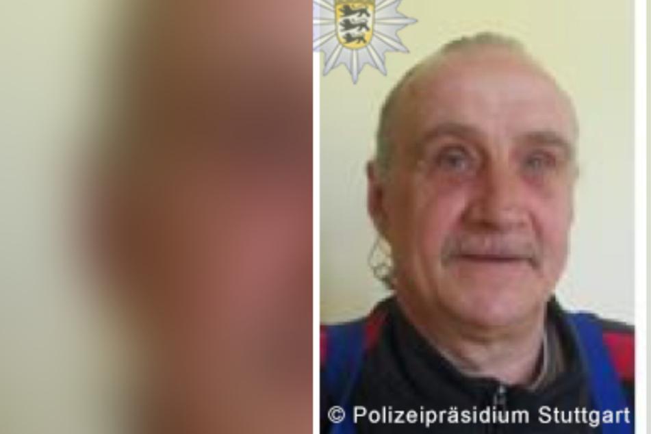 Wolfgang Ulrich Mair (63) flüchtete aus einer psychiatrischen Einrichtung in Emmendingen.