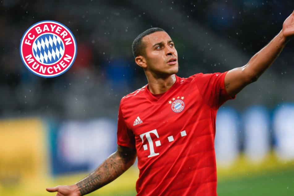 Thiago wechselt vom FC Bayern zu Liverpool: Emotionale Worte zum Abschied
